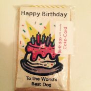 Birthday Card Candle