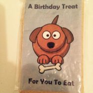 Birthday Card Dog