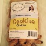 Oven Baked Chicken Cookies