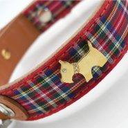 red_hamish_mcbeth_highland_bling_tartan_dog_collar
